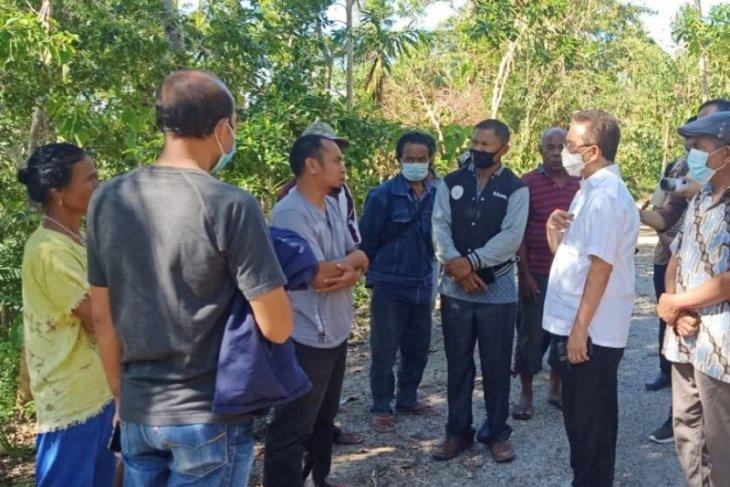 PGI chairman visits Seroja-hit village in East Nusa Tenggara
