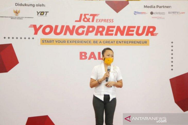 Gaet pengusaha, J&T Express ajak mahasiswa jajal pengalaman berbisnis