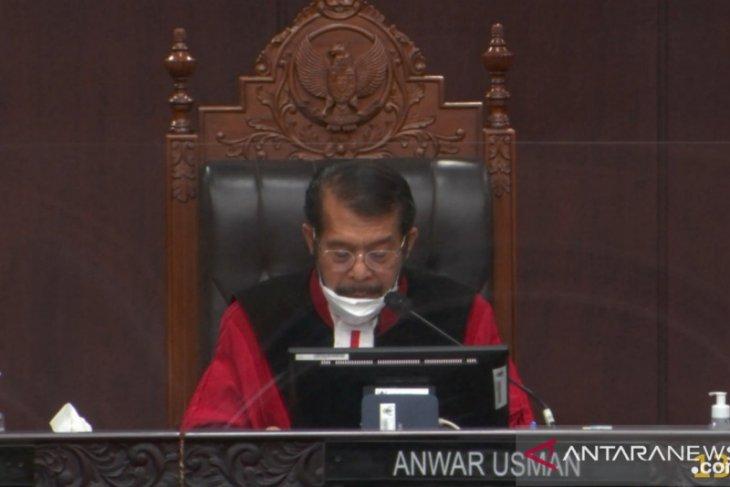 MK: Peristiwa hukum seperti di Sabu Raijua belum pernah terjadi sebelumnya