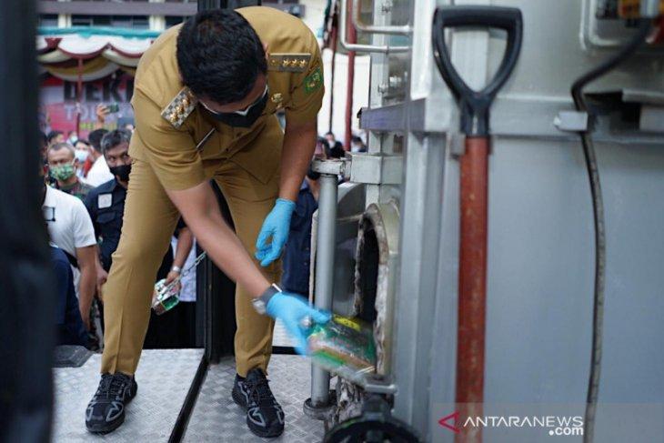 Wali Kota janjikan Medan bersih dari  narkoba