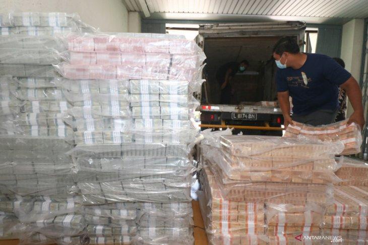 BI catat utang luar negeri Indonesia tumbuh 4 persen Februari 2021