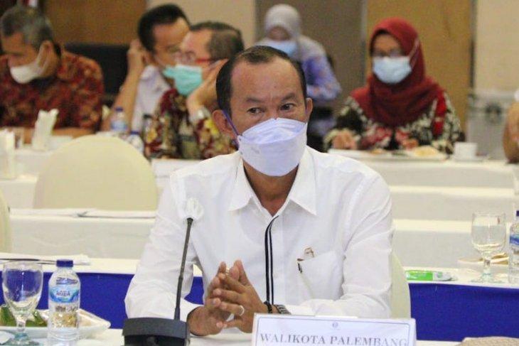 Palembang kembali masuk zona merah COVID-19