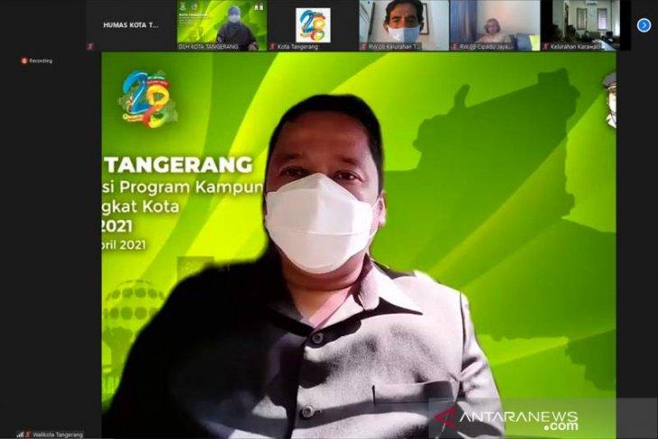 Pemkot Tangerang bentuk kampung iklim di 115 RW