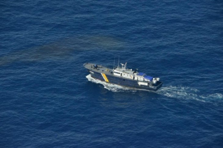 Sudah 72 kapal ilegal tertangkap pada era Menteri Trenggono