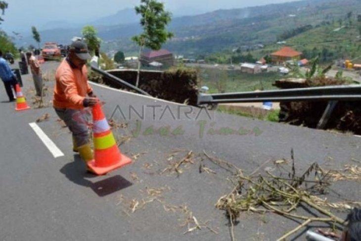 Pemkab Magetan pasang alat deteksi di empat desa rawan bencana longsor