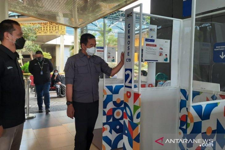 Animo penumpang manfaatkan GeNose di Bandara Jambi tinggi