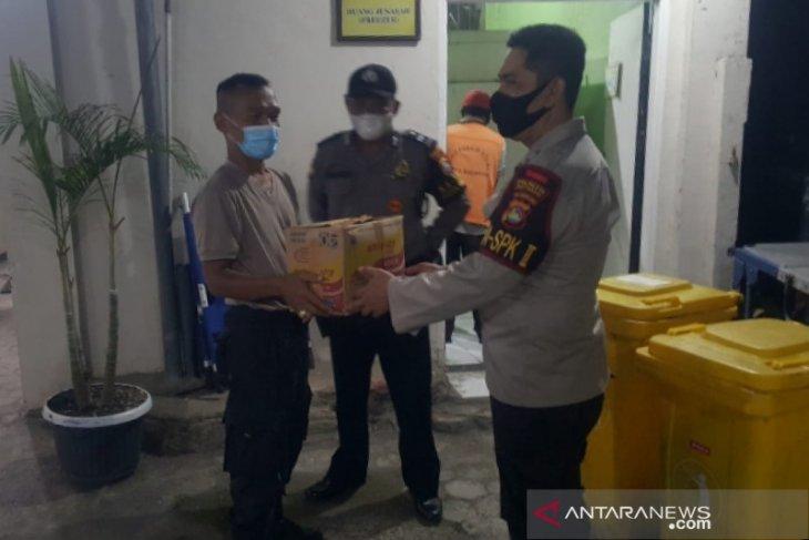 Polisi telusuri kasus penemuan jasad bayi dalam kardus di Mataram