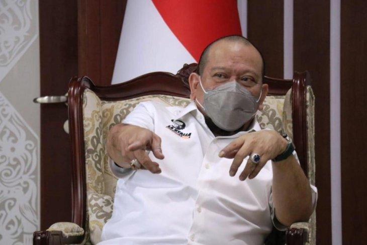 Ketua DPD RI sarankan LSF daerah tetap dipertahankan