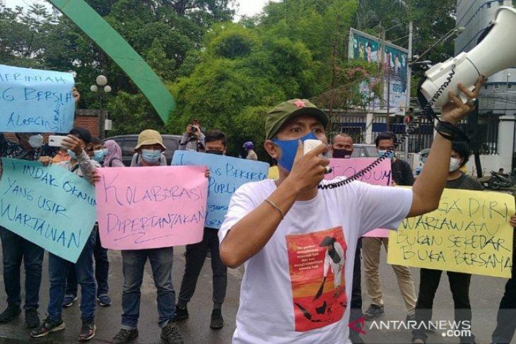 Tolak arogansi tim pengamanan, Wali Kota Medan dituntut minta maaf