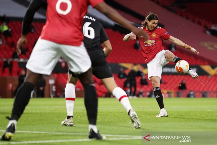 Manchester United  lolos ke semifinal Liga Europa