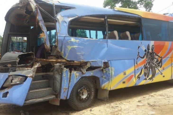 Jasa Raharja bayar santunan korban kecelakaan bus di Tebing Tinggi