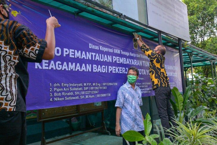 Pemerintah pastikan penyaluran THR untuk  pekerja, ASN dan TNI/Polri