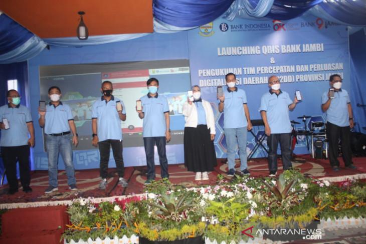 Transaksi non tunai  di Jambi meningkat saat pandemi