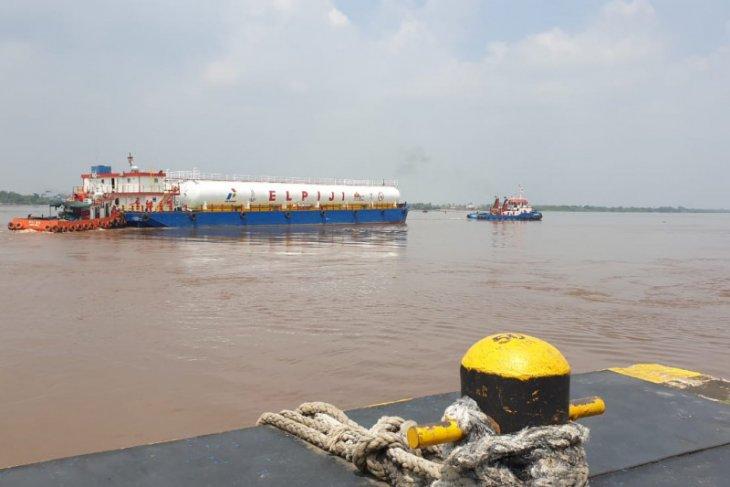 Pertamina tambah kapal pengangkut elpiji kapasitas 750 MT di Kalbar