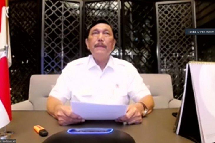 Menko Luhut: Indonesia kurangi emisi gas rumah kaca dengan energi bersih