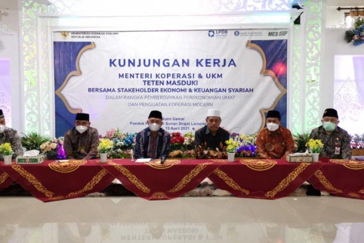Bank Indonesia Jatim dirikan distribution center tingkat pesantren