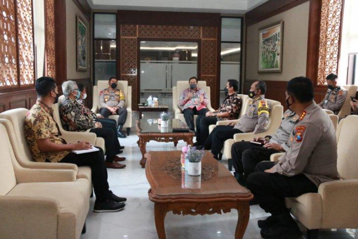 Polda-Ditjen Pajak Jatim jajaki bentuk tim untuk tindak wajib pajak nakal