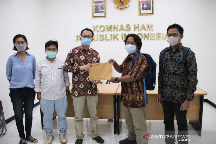 Komnas HAM segera tindaklanjuti kasus penganiayaan wartawan Tempo