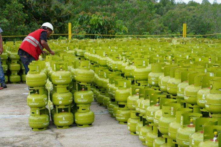Pertamina siap lakukan ekstra dropping LPG 3 kilogram ke Merangin