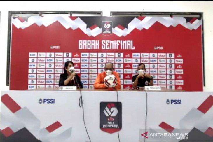 Piala Menpora: Pelatih Persija akui pertahanan PSM Makassar sangat kokoh
