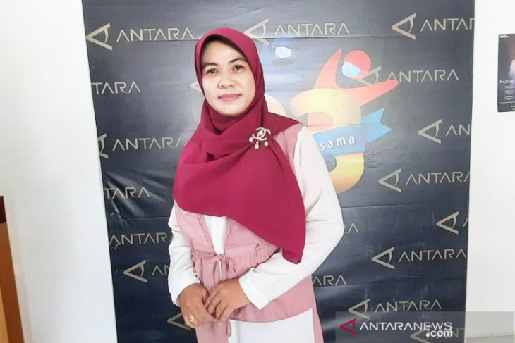 Rusma Noortyani getol ajak masyarakat menjunjung penggunaan bahasa Indonesia
