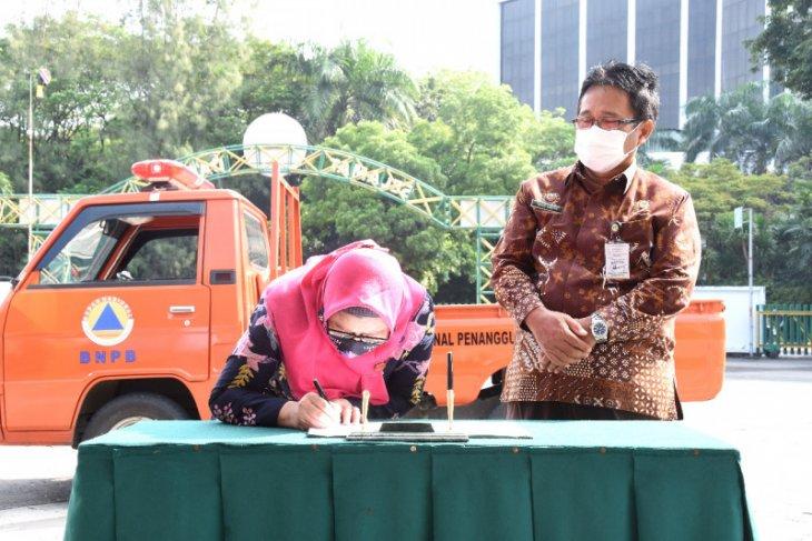 Ikatan Istri pimpinan BUMN salurkan bantuan kepada korban gempa Malang