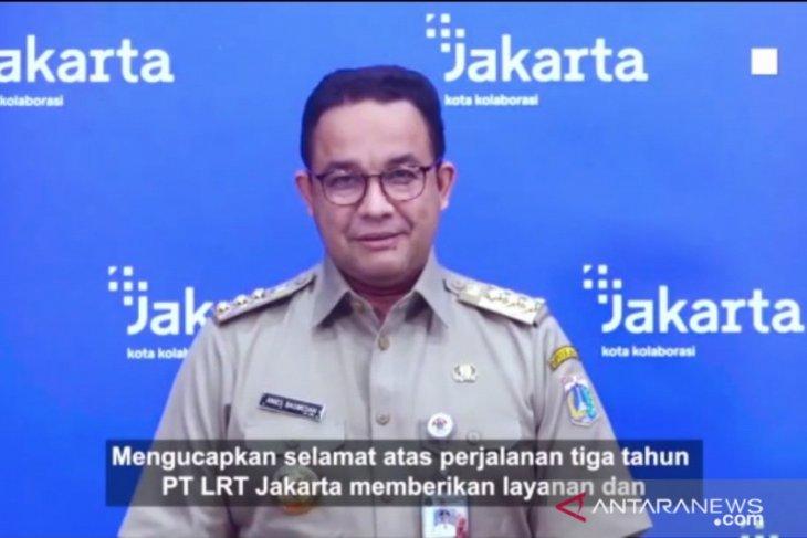 LRT Jakarta should continually innovate, governor