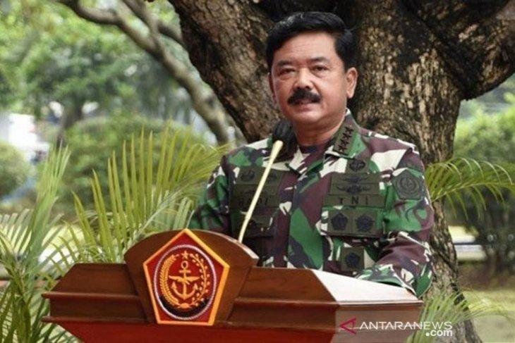 TNI minta bantuan Singapura dan Australia mencari KRI Nanggala