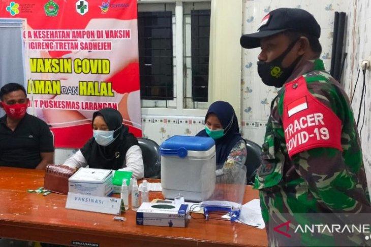 Vaksinasi COVID-19 di Pamekasan digelar malam hari selama Ramadan