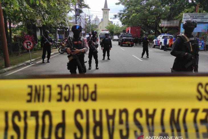 Densus 88 Antiteror Polri sudah amankan 32 terduga teroris di Sulsel