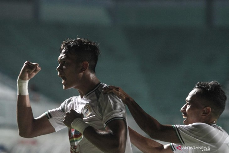 Bintang-bintang bola  baru yang bersinar di Piala Menpora