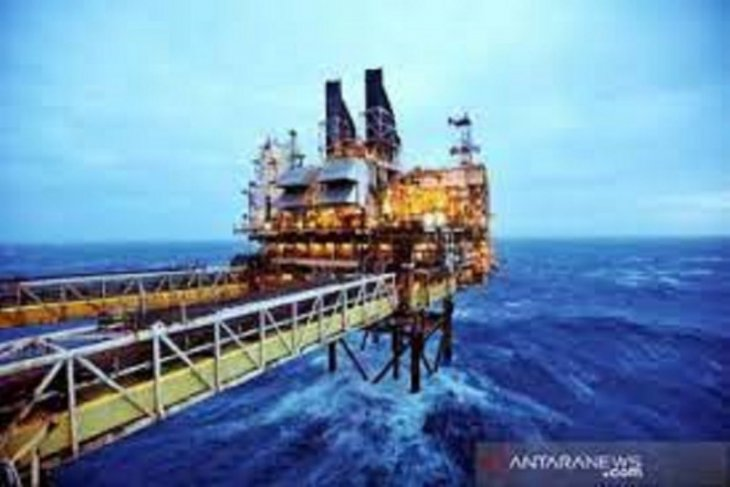 Harga minyak jatuh dari tertinggi satu bulan