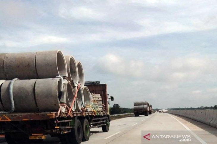 Hutama Karya: Tol Trans Sumatera bisa tekan biaya logistik sebanyak 24 persen