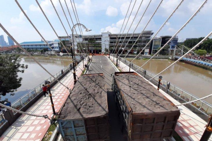 Komisi C DPRD pertanyakan alasan Jembatan Joyoboyo tak kunjung difungsikan
