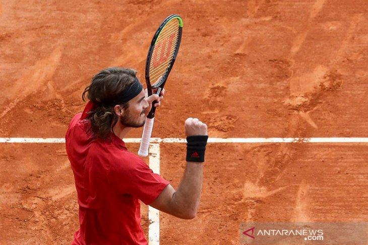 Tsitsipas juarai ATP Masters 1000 perdana di Monte Carlo