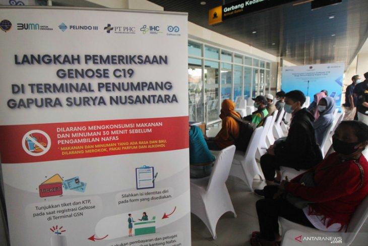 Kemenhub resmikan layanan GeNose di Pelabuhan Tanjung Perak