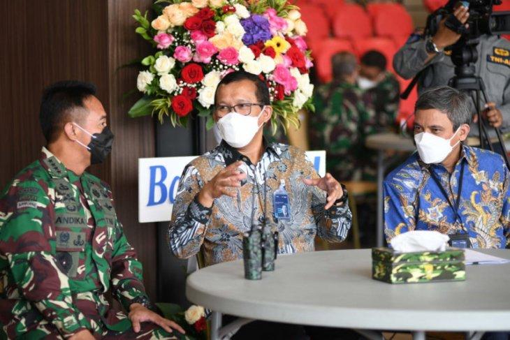 BTN siapkan pembiayaan 10.000 rumah per tahun untuk prajurit TNI AD