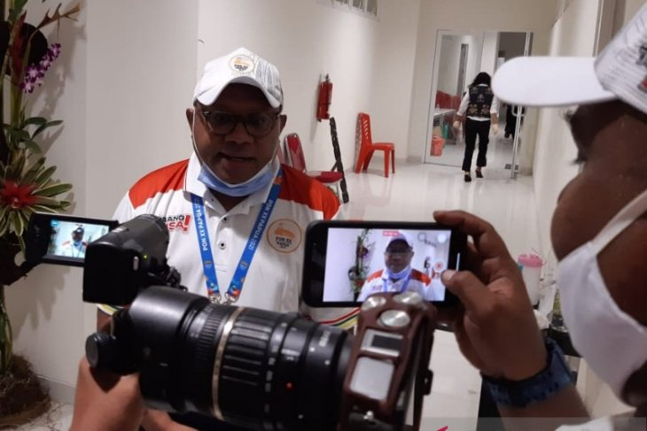 Pemprov Papua: Menkes menjamin stok vaksin COVID-19 aman jelang PON
