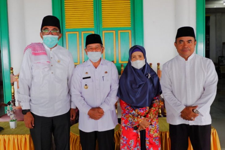 Gubernur Malut temui Sultan Tidore bahas kawasan khusus Sofifi