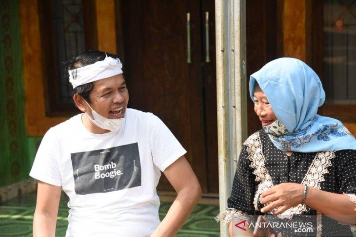 Kang Dedi Mulyadi siap jadi relawan Vaksin Nusantara
