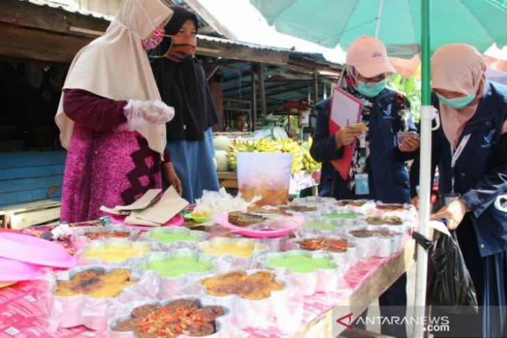 Balai POM uji 47 sampel takjil Ramadhan