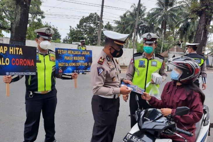 Polres Simalungun gelar Operasi Keselamatan Toba 2021
