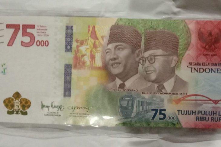 BI Maluku layani tukar UPK Rp75.000