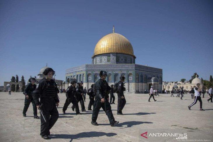 AWG kutuk pelarangan adzan di Masjid Al-Aqsa