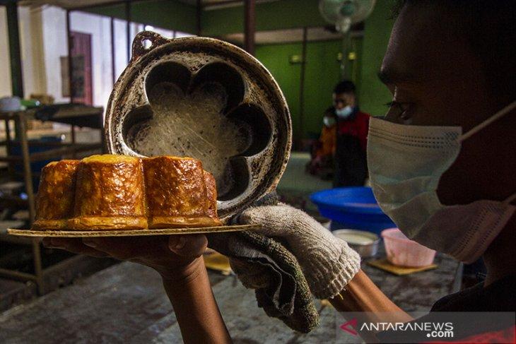 Kue Bingka Khas Banjar