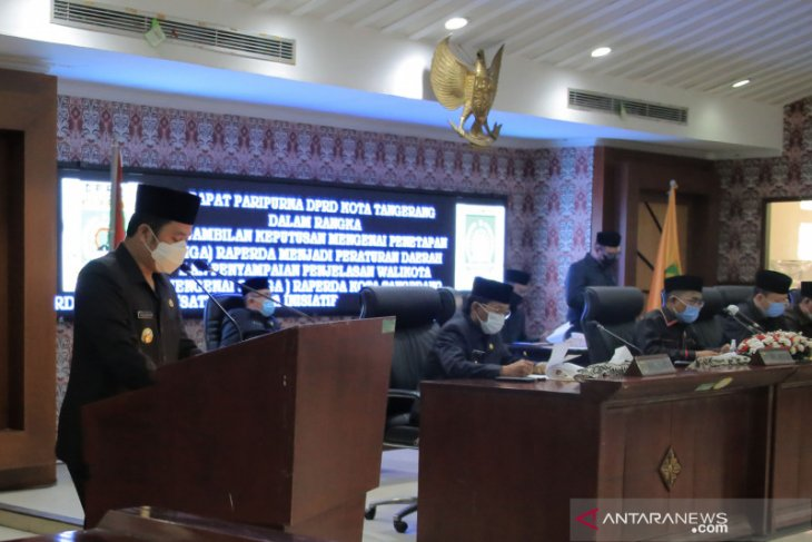 Pemkot Tangerang ajukan raperda bantuan hukum mudah diperoleh warga miskin