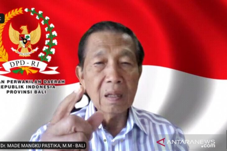 Anggota DPD: Bali masih beli bahan baku pupuk kandang dari Jawa