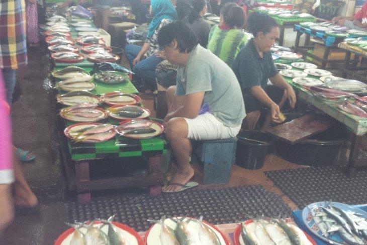Cuaca buruk harga ikan cakalang di Malut naik