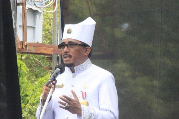 Sultan Tidore ingatkan Gubernur Malut soal pembentukan kawasan kota Sofifi