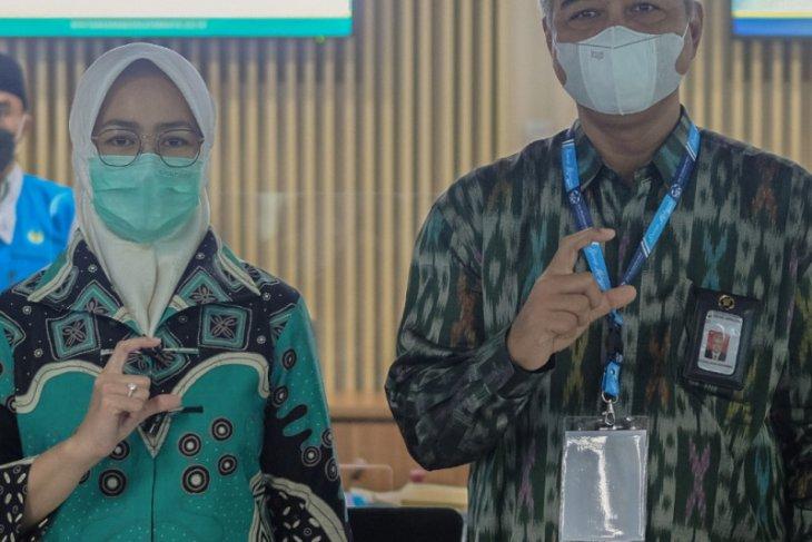 Kakanwil DJP Banten hadir peresmian MPP Kota Tangsel